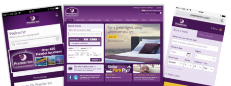 premier inn multi-channel