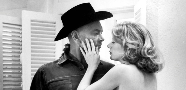 westworld yul brynner and woman