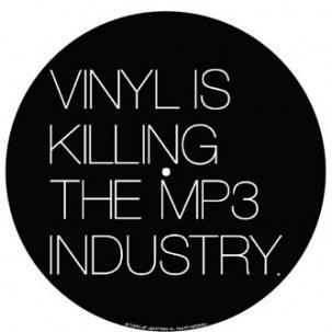 vinyl killed the mp3 star