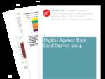 Digital rate card