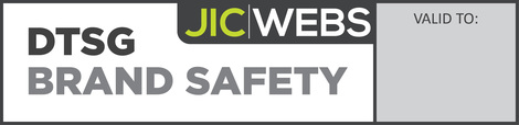 JICWEBS seal for online brand safety