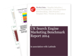 UK Search Engine Report front cover