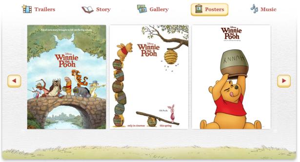 Winnie The Pooh content repurposing example