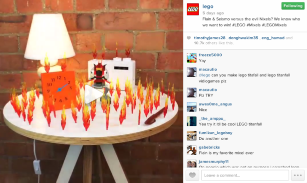 Why is LEGO's social media strategy so outstanding?