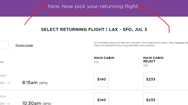 microcopy virgin america'