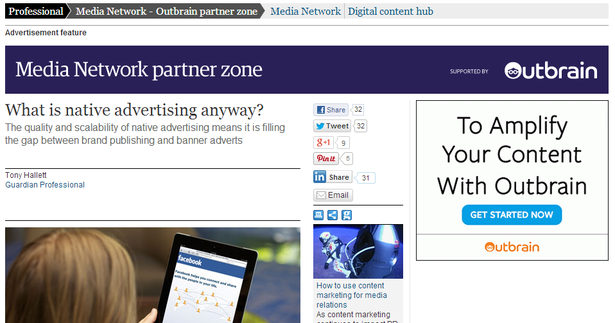 guardian native advertising