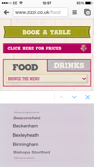 How The Uks Favourite Restaurants Are Performing On Mobile