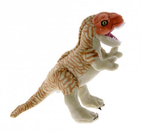 cuddly t-rex