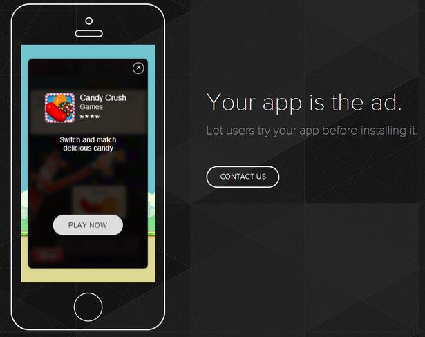 voxel app ad