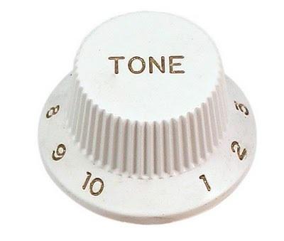 tone button