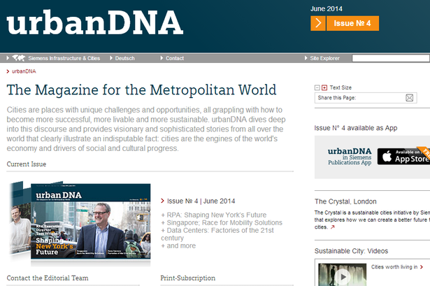 urban DNA