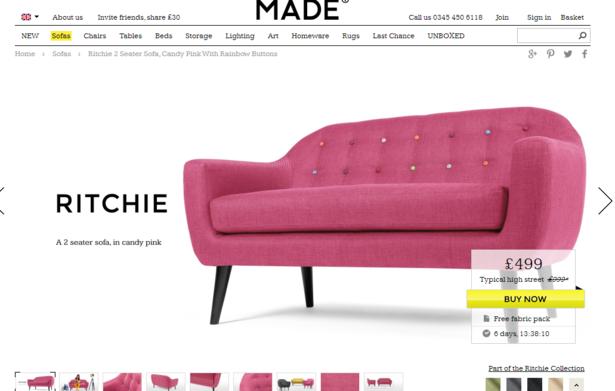 made.com product image