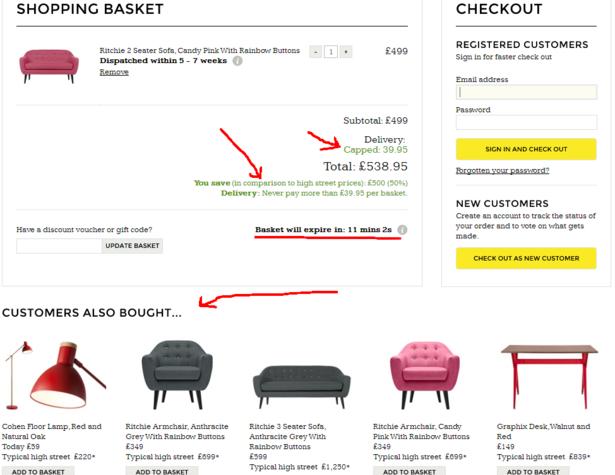 made.com basket