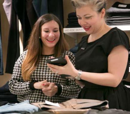 happy store associates