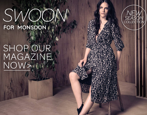 swoon for monsoon