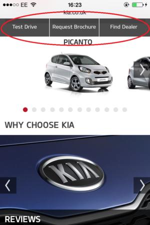 kia mobile