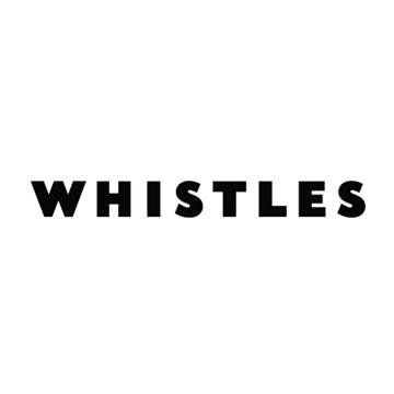 Whistles website