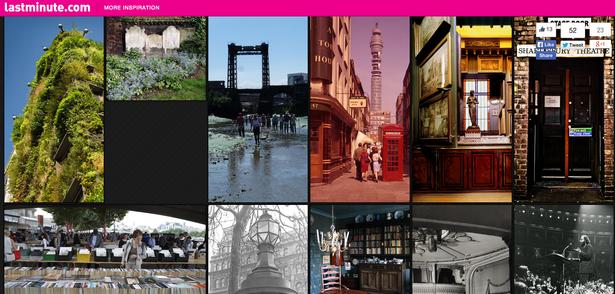 100 things in London