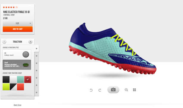 Nike vs. Adidas: which provides the best ecommerce experience? |  Econsultancy