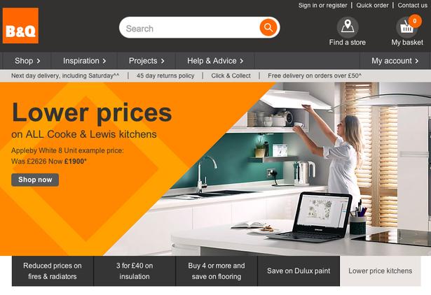 Strange Bqs New 60M Responsive Website Reviewed Econsultancy Download Free Architecture Designs Grimeyleaguecom