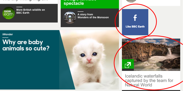 bbc earth social