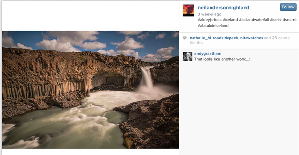 bbc earth instagram