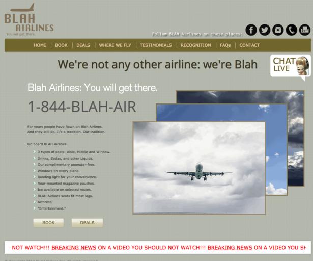 Companhia aérea Virgin cria comercial com seis horas de duração
