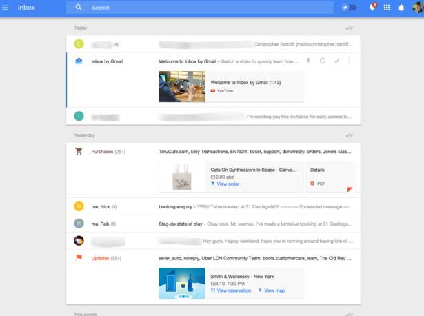 meet your inbox is almost full