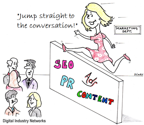 Digital Industry Networks - Jump Straight to the Conversation