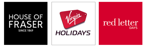 House of Fraser, Virgin Holidays & Red Letter Days Interview