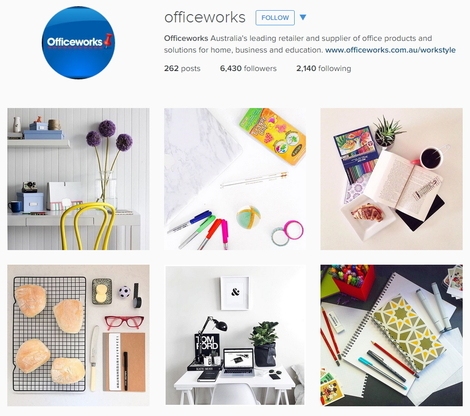 How Australias Officeworks makes office supplies attractive on