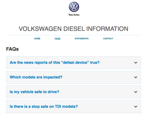 volkswagen a case study Volkswagen's deception was an egregious breach of trust, akin to an organic farm-to-table restaurant stocking its kitchen with pesticide-laden produce from a chain grocery store.