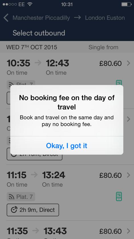 trainline app interstitial