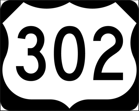 302 sign