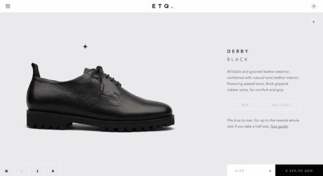 etq shoes