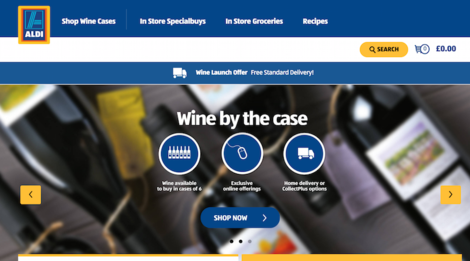 aldi website
