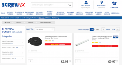 screwfix site