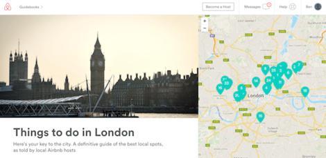 airbnb guidebooks