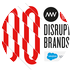 Cover for Top 100 Disruptive Brands 2016