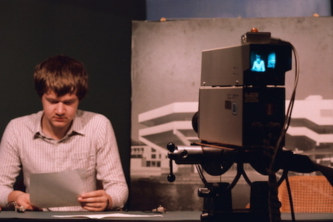 newsreader