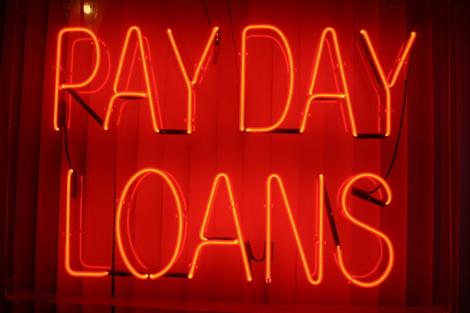 payday loans ban