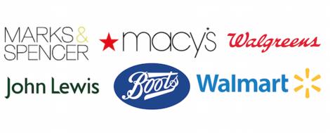 logos retail