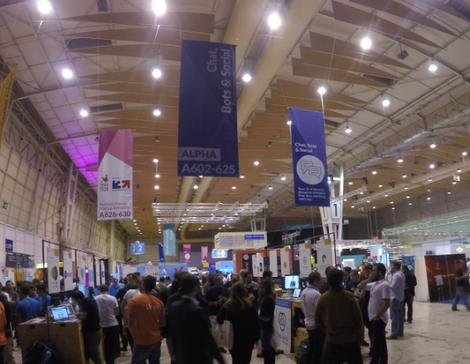Start Ups exhibiting at Web Summit 2016