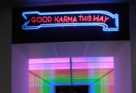 good karma this way