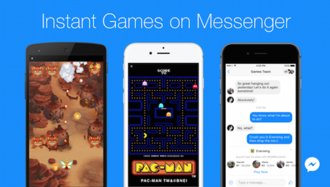 messenger games