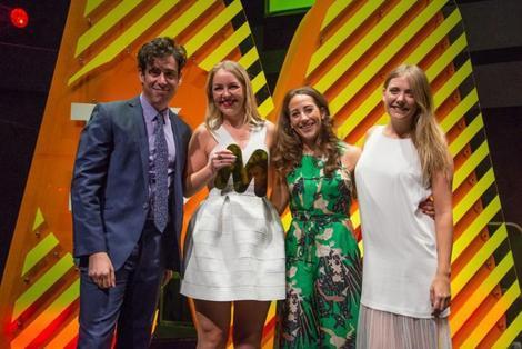 masters awards ceremony