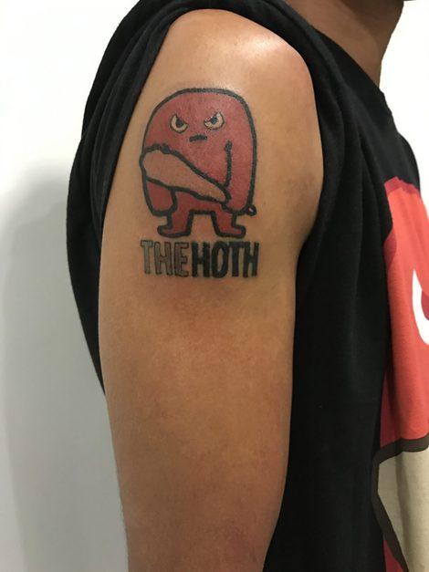 the hoth tatt
