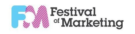 Festival of Marketing 2017 Logo