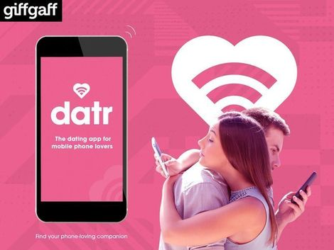 datr from giff gaff