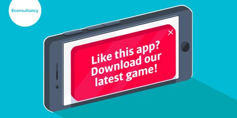 in-app ad